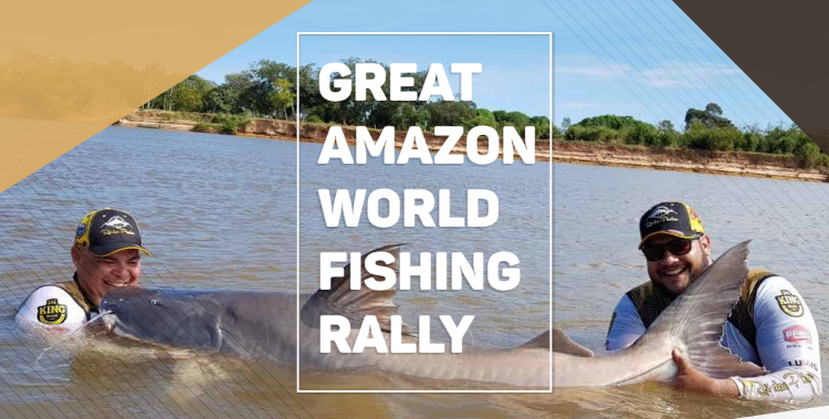 Campeonato de pesca Great Amazon world fishing Rally